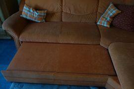 Polster, Sessel, Couch - Wohnlandschaft Couchgarnitur Ecke