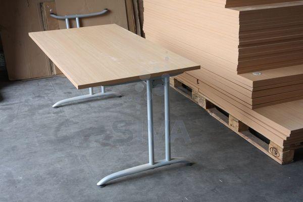 Hammerbacher Büroschreibtisch Schreibtisch Schultisch Bürotisch