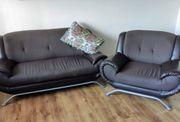 Couch - Schrank - Tisch - Bett