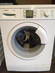 Waschmaschine Bosch A 8kg ink