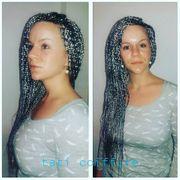Braids Rastazöpfe Haarverlängerung und weitere