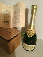 Champagner KRUG Clos du Mesnil