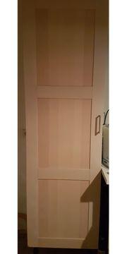 Küchenschrank mit Tür Faktum Birkefurnier