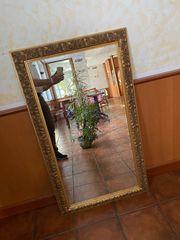 Alter Spiegel aus der Toskana
