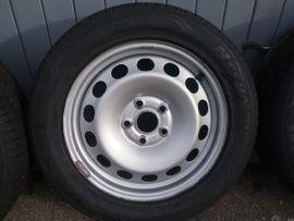 Sommer 195 - 295 - VW Caddy Sommerräder 205 55ZR16