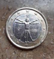 2002 Italien 1 Euro