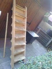Treppe Holztreppe Treppenstufen