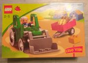 Lego duplo 4687 Traktor mit