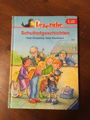 Leserabe Schulhofgeschichten