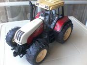 Spielzeugauto - Landwirtschaft - Traktor - Bulldog - Steyr