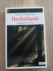 Buch Herbstlaub