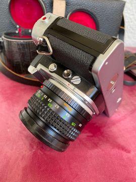 Minolta XE-1: Kleinanzeigen aus Lampertheim - Rubrik Foto und Zubehör