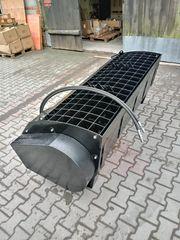 Schaufelmischer Betonmischer 400L Schaufel Mischer