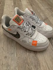 Nike Air force limitierte just