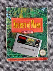 Super Nintendo - SNES - Secret of