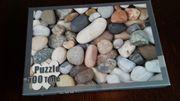 Puzzle 500 teili mit Steinmotif