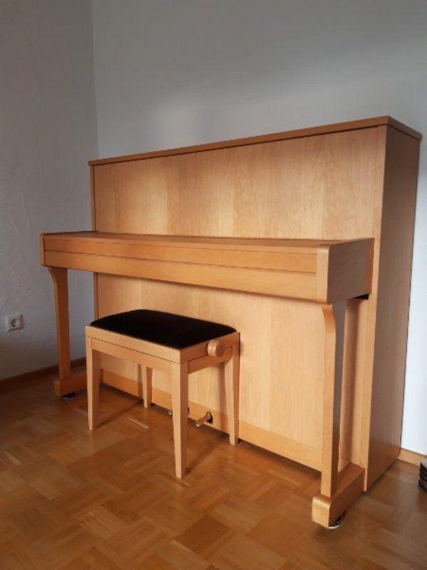 Klavier Fa Rönisch Modell 1115