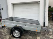 PKW Anhänger ungebremst 750 kg