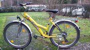 Verkaufe ein CALVIN OHIO Damenrad