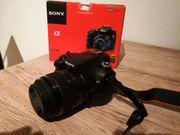 Spiegelreflexkamera Sony Alpha58