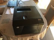 HP Farblaserdrucker laserjet 200 Color