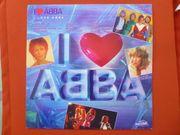 Vinyl ABBA I Love Abba