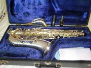 Alt Saxophon Dolnet Paris Silber