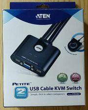 ATEN USB KVM Switch 2
