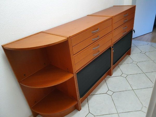 Büroschränke Schreibtisch