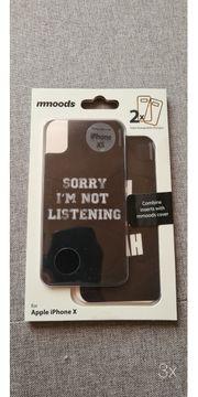 mmoods Hardcover für Apple iPhone