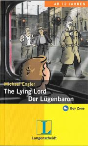 Lern-Krimi The Lying Lord - Der