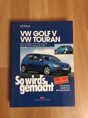 VW Golf Touran T1 Reparaturleitfaden