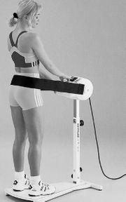 Kettler Band-Massagegerät cellulite behandlung und