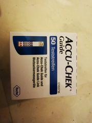 Neu OVP Accu-Chek Guide und