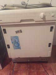 Spülmaschine IGNIS 654 Unterbau voll