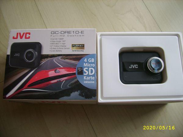 JVC Dashcam GC-DRE10-E