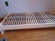 Kinderbett mit Lattenrost gebraucht
