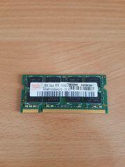 Arbeitsspeicher für Laptop 2 GB
