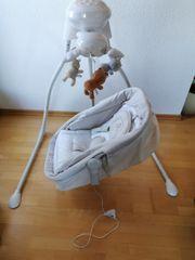 Babyschauckel Wiege Wippe - elektrisch
