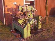 Fräsmaschine Deckel FP3L 3-Achs Digitalanzeige