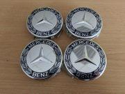 Mercedes Radnabendeckel Felgendeckel Nabendeckel 75mm