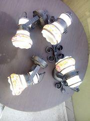 Lampen für rustikale Einrichtung