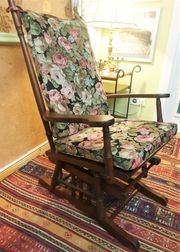 Campaign-Rocking-Chair ca 1900