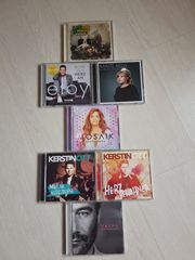 7 Original CD s nur