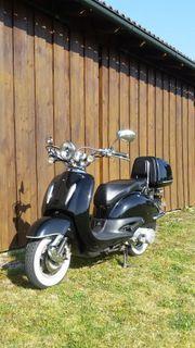 Retromotorroller Motorroller Roller 125ccm²