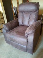 Fernseh-Relax-Sessel neuwertig