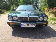 Jaguar XJ in Teilen