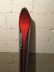 Head Carving Ski plus Leki