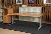Bürotisch Schreibtisch Tisch Elektrisch höhenverstellbar