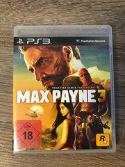 Max Payne 3 - PS3 USK18
